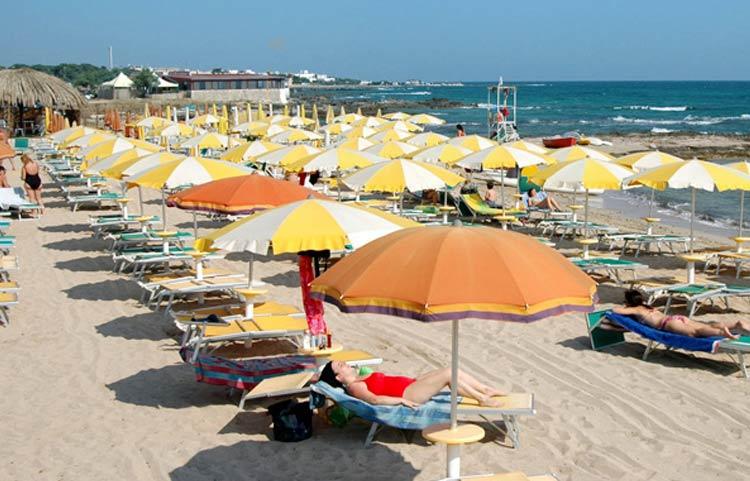 Spiaggia - Hotel Il Timone